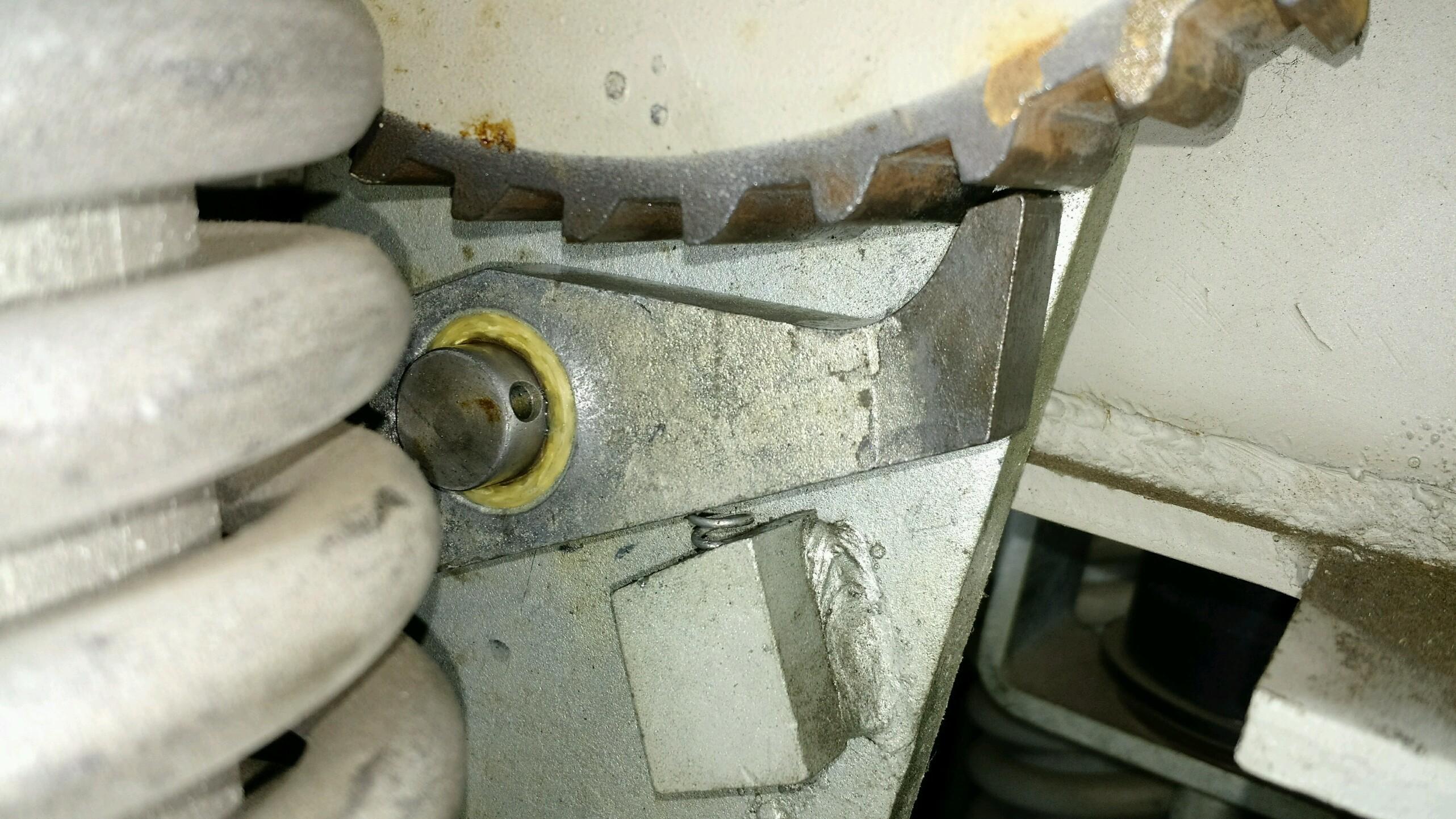 GE MagneBlast Operating Mechanism Repairs